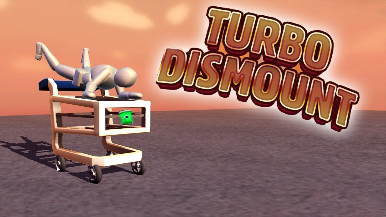 Turbo Dismount - Part 5 | BIGGEST DROP! - YouTube