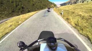 KTM 990 Adventure - Italien 2015