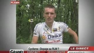 Cyclisme : Dopage au Roubaix Lille Métropole ?