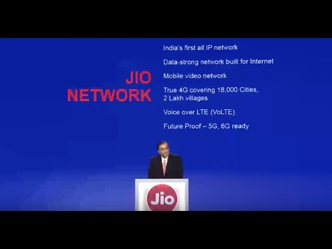 Reliance Jio 4G Services Launched: All You Need To Know