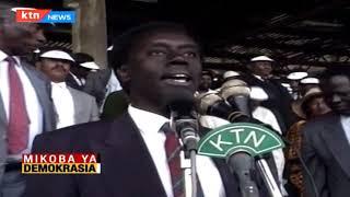 Nguvu za Demokrasia ya Kenya   Mikoba ya Demokrasia