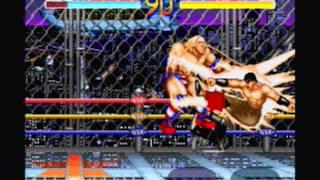 今回はADKの名作、ワールドヒーローズ(PS2)をプレイしました。ノーマ...