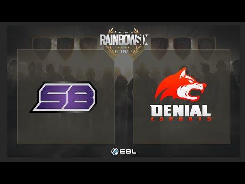 Strictly Business Vs. Denial ESports - Rainbow Six Pro League Finals - Xbox