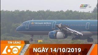 60 Giây Sáng - Ngày 14/10/2019 - HTV Tin Tức Mới Nhất