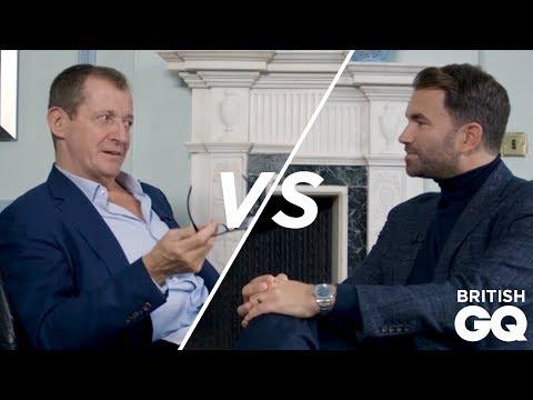 Alastair Campbell interviews Eddie Hearn  | British GQ