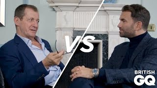 Alastair Campbell interviews Eddie Hearn  | British GQ