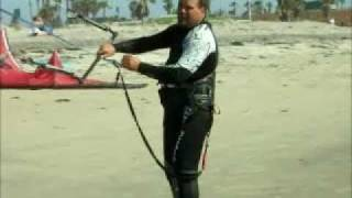 Kite Surfing  in Coronado California