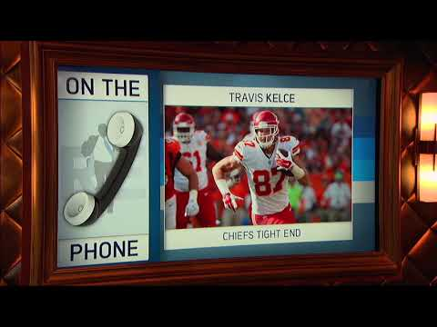 Chiefs TE Travis Kelce Reacts to the Danny Trevathan Hit On Davante Adams | The Rich Eisen Show