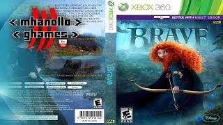 XBOX 360: Brave (Valente).