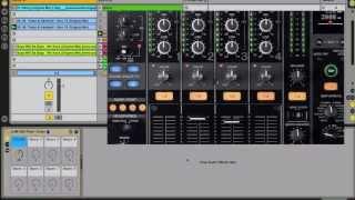 Single Knob Filter on Ableton Live
