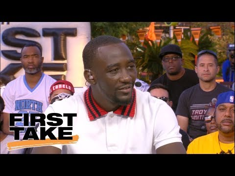Terence Crawford predicts winner of Canelo vs. GGG fight | First Take | ESPN