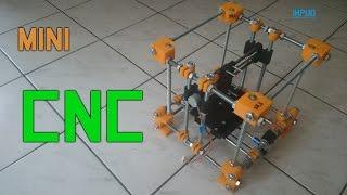 Projet : Mini CNC pour fabriquer des PCB (WIP)!