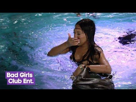 Bad Girls Club: Las Vegas | ''Let's Get This B*** In the Pool!