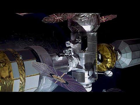 Tour NASAs Habitat and Logistics Outpost (HALO) with Former Astronaut Rick Mastracchio