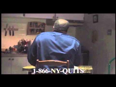 New York State Health Department anti-smoking ad