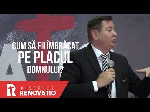 Florin Ianovici - Cum să fii îmbrăcat pe placul Domnului? | MISIUNEA RENOVATIO