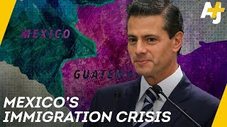 Is the U.S. Paying for Mexico's Border Security?   AJ+