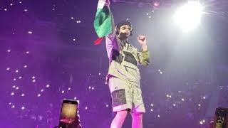Bad Bunny - QUÉ PRETENDES En Vivo (X100PRE Tour Monterrey, México) HD
