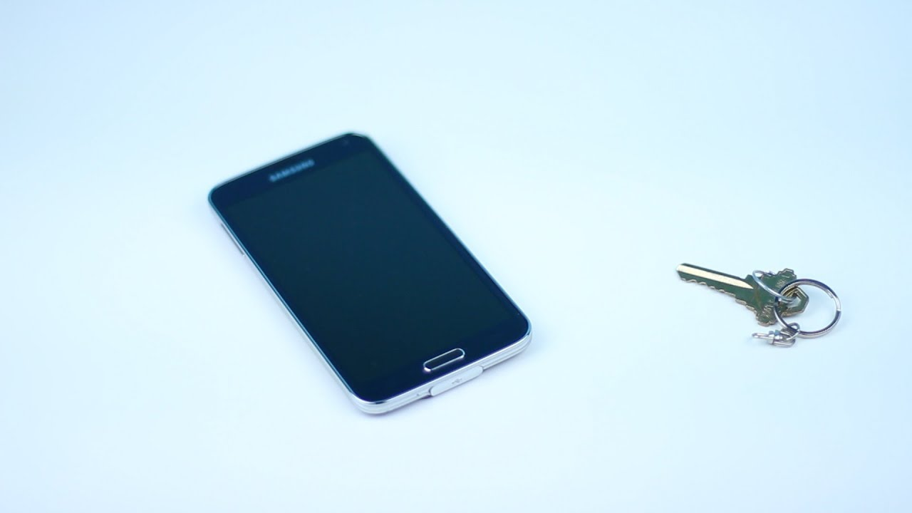 how to cancel fingerprint on galaxy s5