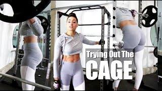 Adding a Cage to My Home Gym & Salsa Recipe Season 2 vlog 76