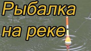Рыбалка 22 июля Хороший клёв на реке
