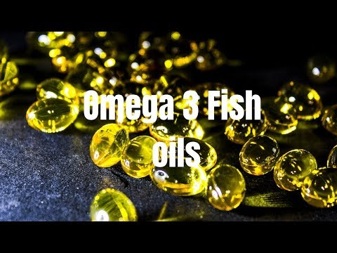 Omega 3 Fish oils. Health benefits. Supplements for your health