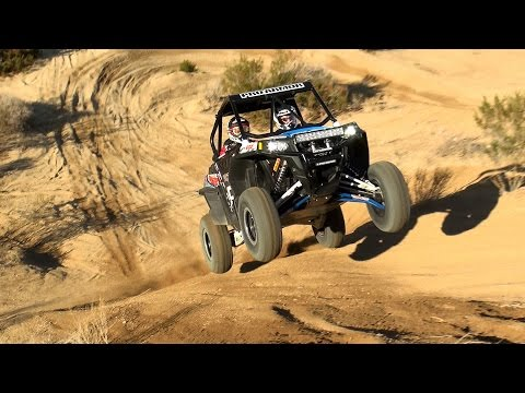 Polaris RZR XP 900 Project  Desert Trail Runner