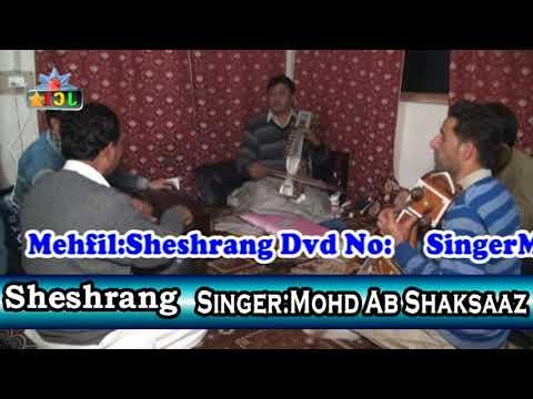 New Lastest Sufi Song||SheshRang||Adan Cze Ekhinaa Cham Ladan Tai||Lyrcis:Rahman Dar Full HD Video