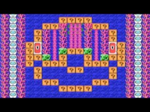 #222 Corsola by Gold - Super Mario Maker - No Commentary
