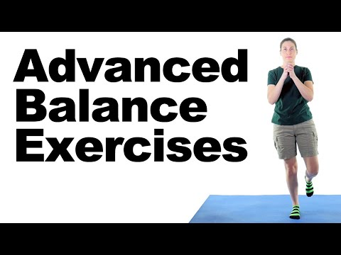 10 Best Balance Exercises (Advanced) Ask Doctor Jo