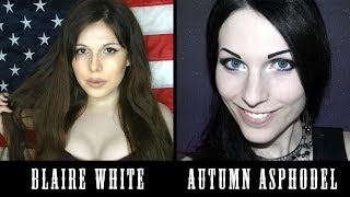 Blaire White and I discuss LGBT and transgender topics, the causes ...