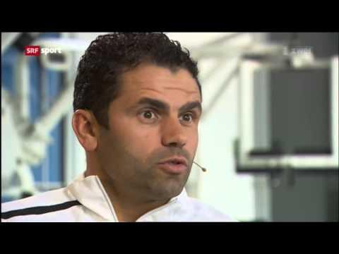 SRF Sportlounge mit GC-Trainer Uli Forte
