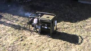 Бензогенератор АБ-1-0/230 1988 года выпуска