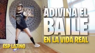 ADIVINA LA BAILE DE FORTNITE IN REAL LIFE - LATIN ESP tusadivi
