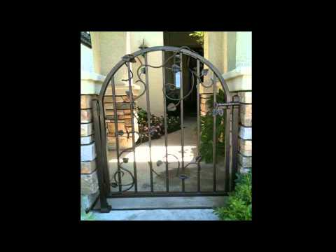 Manufacturer & Designer of Quality Decorative Iron Gates