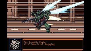 Armored Core Silent Line: Mr. Javelin