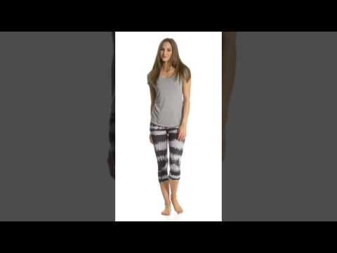Lucy Women's Short Sleeve Workout Tee | SwimOutlet.com