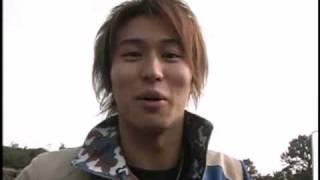 (3/3) Boukenger vs Super Sentai Making (轟轟戦隊 VS スーパー戦隊メイキング)-Part 3of3 中村知世 動画 19