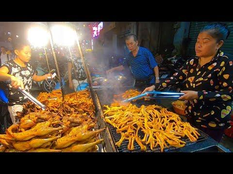 Bí Quyết Nướng Gà Siêu Ngon Giúp Bà Chủ Mỗi đêm Bán 100kg Trên đường Phố Sài Gòn