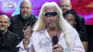 "Duane ""Dog"" Chapman Speaks at Beth Chapman's Memorial Service"