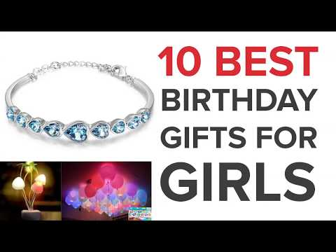10 Best Birthday Gifts For Girls In India
