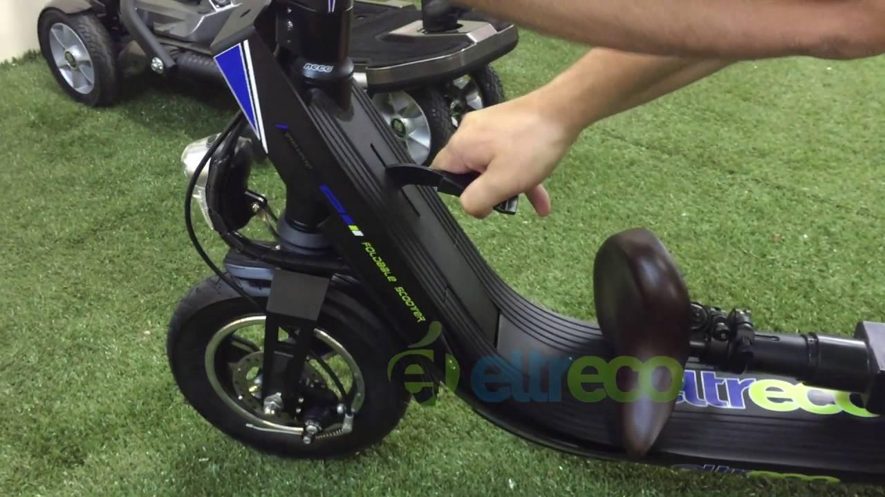 Explore Big Foot Sport - самокат для взрослых. Отзыв владельца .