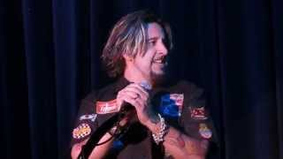 Sammy Hagar (w/Aaron Hagar) - Father Sun - South Shore Room - Lake Tahoe - 05-03-2014