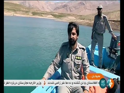 Iran One day with Environment Guard personnel, Lar Protected Natural Habitat دشت لار تهران ايران