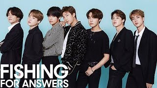 BTS Share Their Favorite Songs, a Message to Halsey, Talk Drake Dream Collab & More! | THR