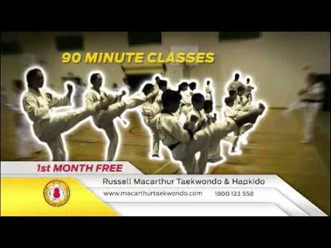Russell Macarthur Taekwondo & Hapkido