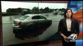 Heavy rainfall leaves Amarillo streets flooded