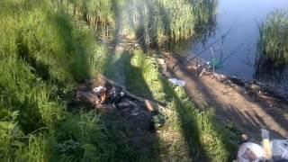 Рыбалка Ст Васюринская на балке