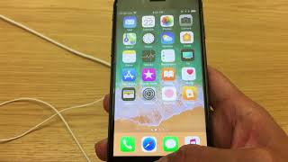 Apple iPhone 8 ASMR Demo iOS 11 Detailed Showcase Review Display Model