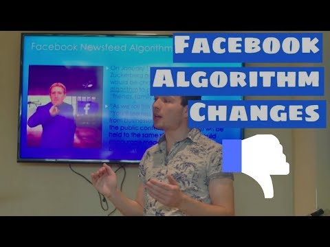 How to Game the new Facebook Algorithm Changes (2018)